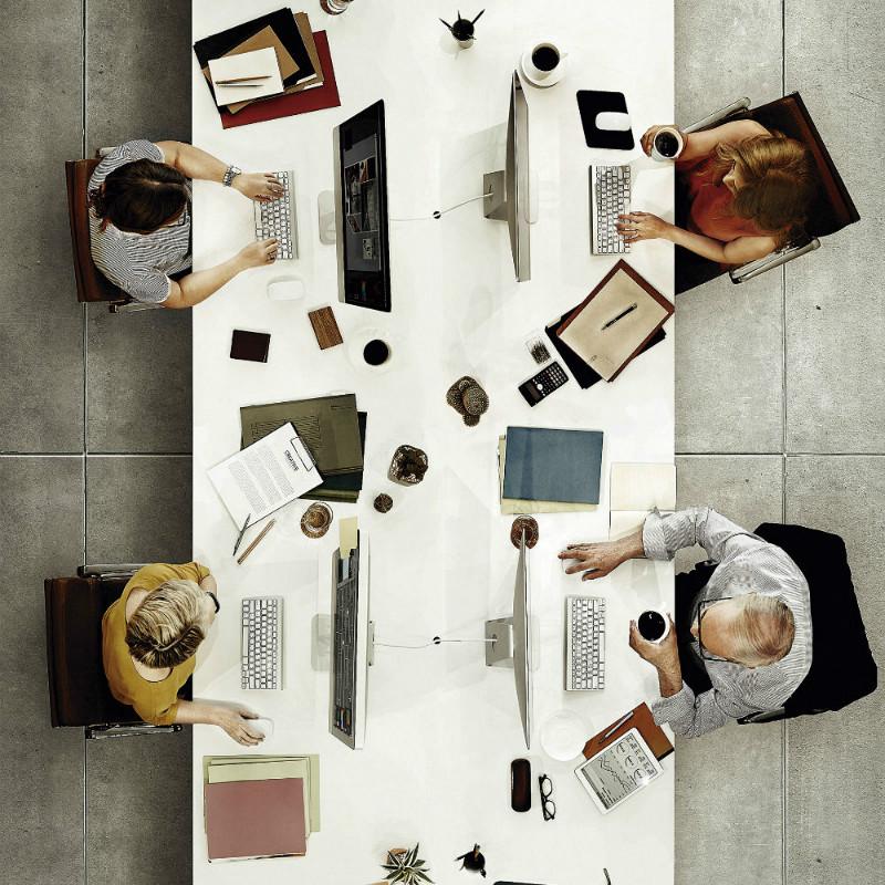 Los cuatro círculos clave en tu negocio digital