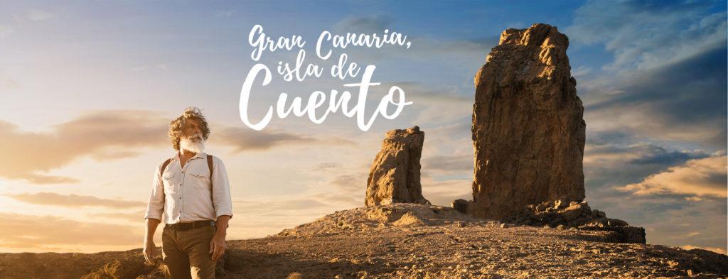 Tras los medios digitales de la campaña Gran Canaria, Isla de Cuento